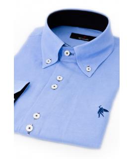 Roma Azul Lino