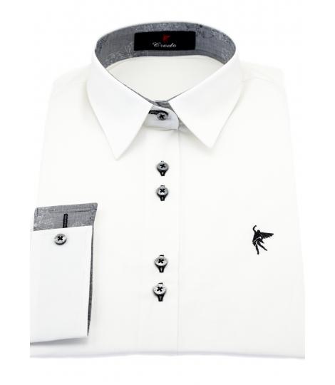 White Smart shirt