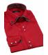 Doble cuello Roja1990