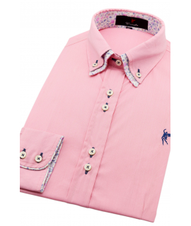 Milán rosa mujer