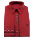 Camisa Elegante Roja