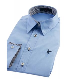 Smart Collar Sky Blue
